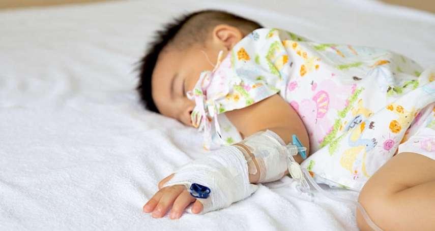 全球每39秒就有一位兒童死於肺炎!除了勤洗手,還有這兩個做法能有效保護寶寶