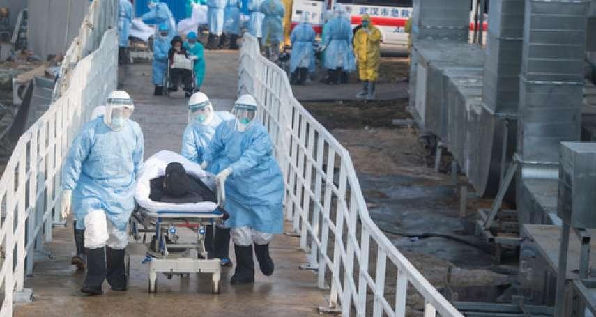 武漢火神山人員冒死爆料「每日數百人死亡、只有黨員有機會治好」?網友提3大疑點打臉