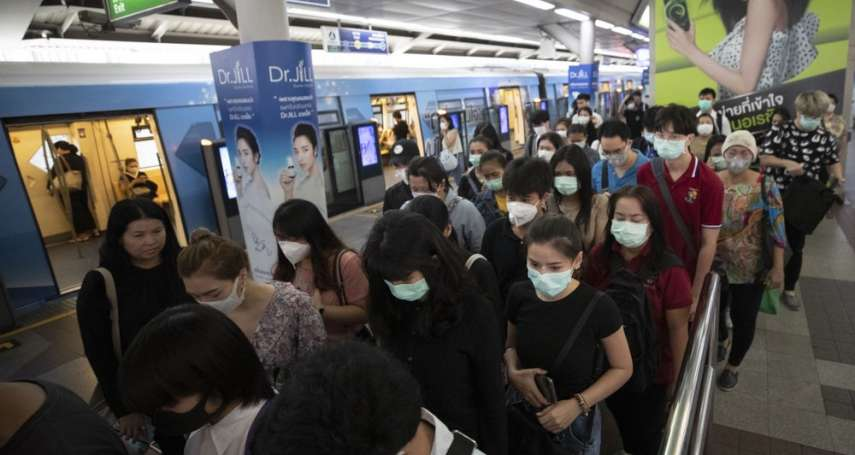 葉耀元專欄:武漢肺炎是全球經濟毒藥