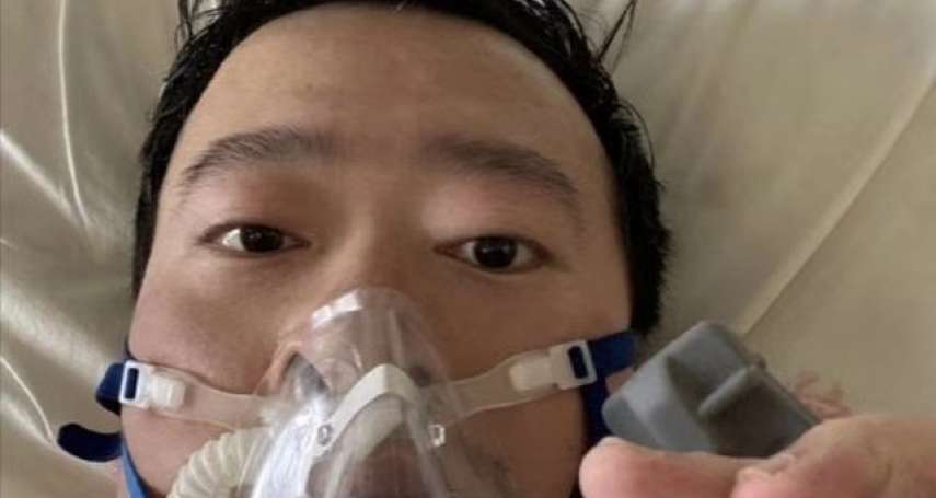 武漢肺炎「吹哨人」李文亮病逝 龍應台悼:若社會醒覺,他的死重如泰山