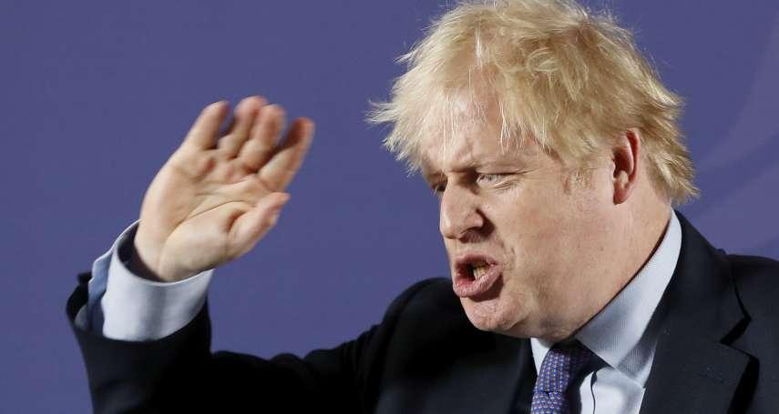 英國首相強森病危住進加護病房!新冠肺炎確診10天高燒不退,外相拉布暫代職務