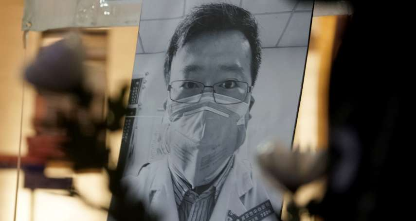鄭兆希觀點:武漢疫情是武昌起義的翻版?台灣只能發呆觀望?