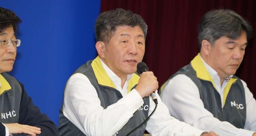 武漢肺炎台灣第18例 首見無症狀高病毒感染者