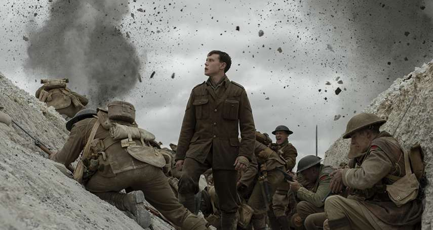 狂掃奧斯卡三大獎的《1917》看點不只「一鏡到底」!影評人大讚:戴口罩也要進戲院看