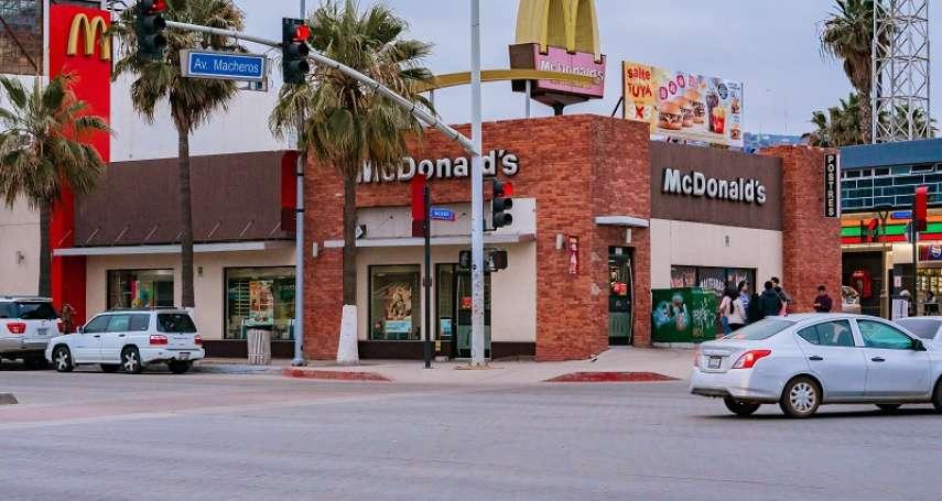 星巴克、海底撈因武漢肺炎幾乎全關,為何麥當勞還能營業?他從這些細節揭麥當勞悄悄建立的品牌形象