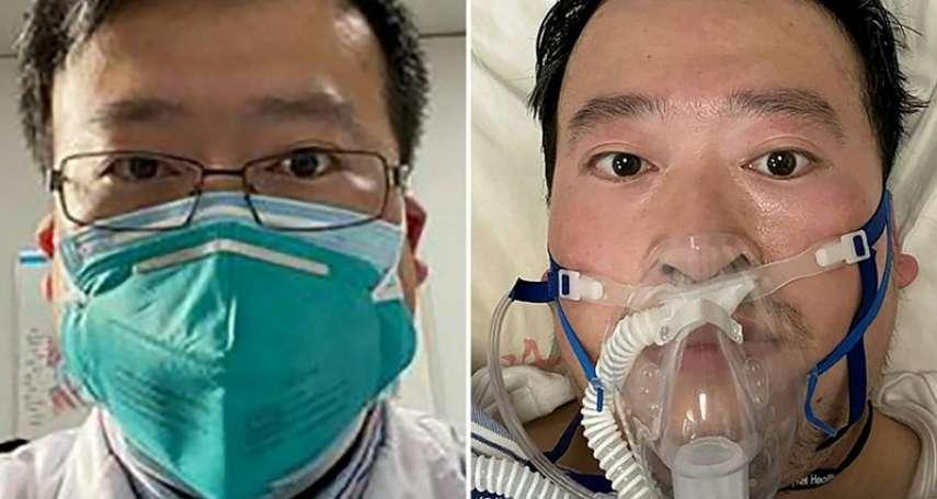 李文亮之死為何使中國網民沸騰?中國籍人權觀察員:因為在中國,「這種人」將輕易死去