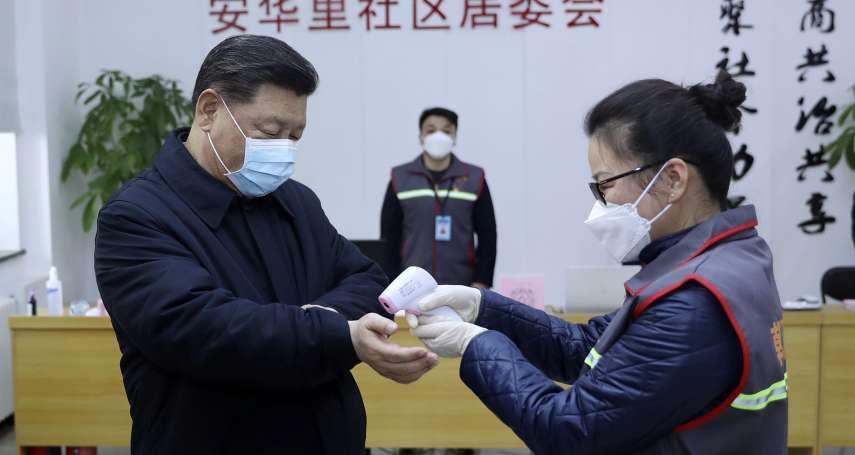 新新聞》封城40天後,習近平擬赴武漢視察火神山醫院、武漢病毒所