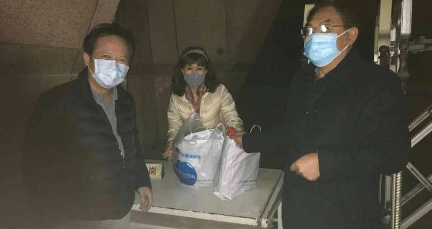 血友病童母子隔離期滿 親筆信謝陳時中和台灣醫護