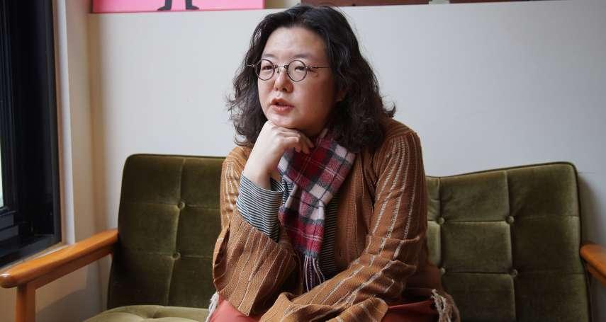 鄧小樺專訪》城市記憶成反抗基底!香港作家:以前示威能看書,現得戴防毒面具