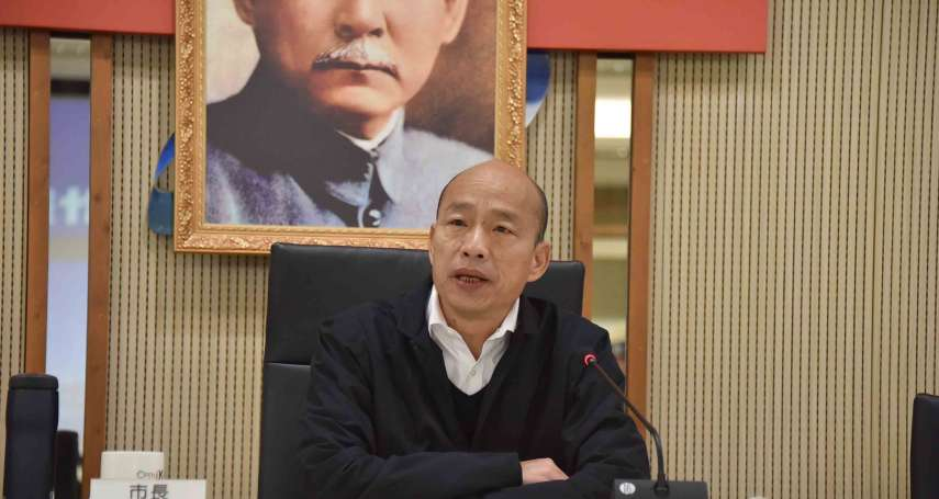 「連國民黨也作壁上觀」 范世平:罷韓連署逾40萬,韓國瑜應主動請辭
