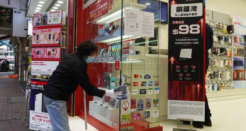 幾夜之間百億蒸發、連鎖大牌紛倒閉…新冠肺炎疫情延燒,中小企業該如何避免「滅頂厄運」