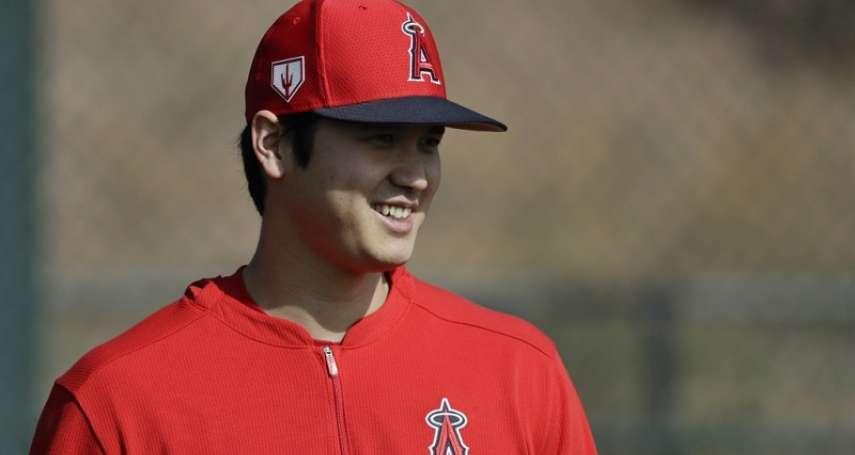 MLB》大谷翔平最快5月中重返投手丘 新賽季指定打擊身分出發