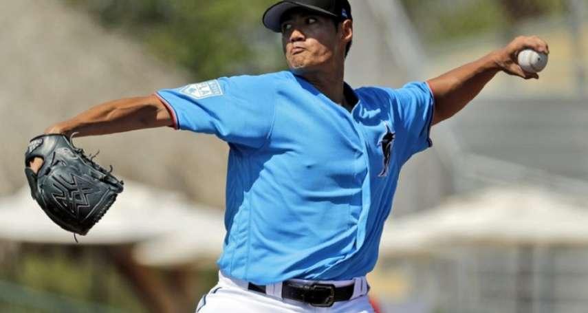 MLB》水手簽約陳偉殷邀大聯盟春訓 力拼開季第5號先發