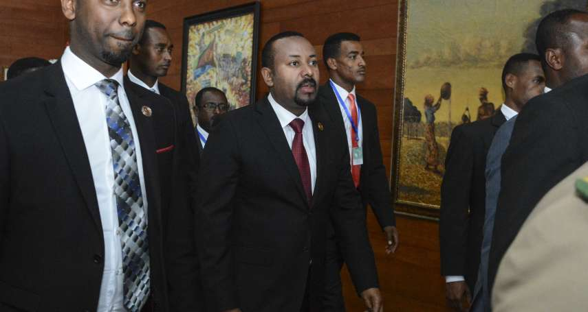 諾貝爾和平獎得主推動非洲之角和平 索馬利亞、索馬利蘭首次舉行元首會談