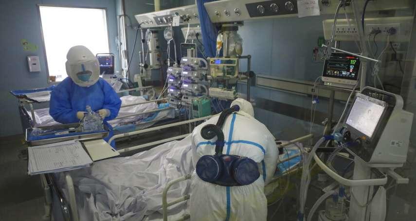 武漢肺炎和SARS不同、恐要長期抗戰 何美鄉、洪申翰合拍防疫影片宣導