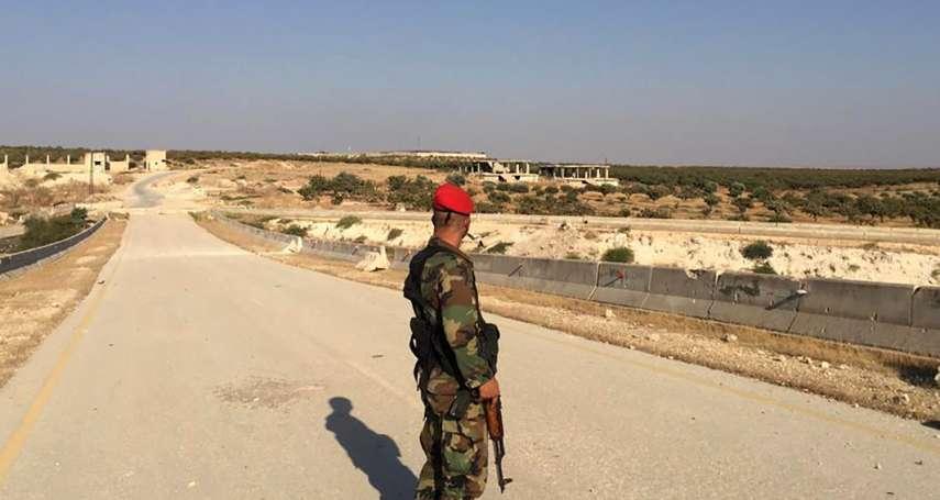 敘利亞內戰第九年,阿塞德勝券在握:政府軍奪回戰略命脈「M5公路」