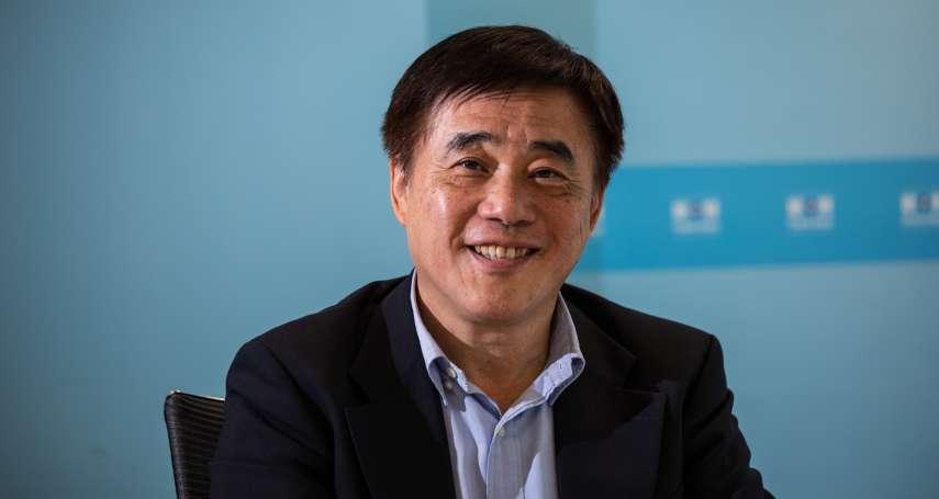 專訪》「大陸要先釋放善意」 郝龍斌要中國承認中華民國的存在
