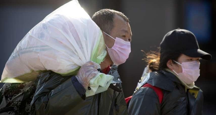 武漢肺炎風暴》大考驗:3億2000萬人尚未返崗返校,春運返程防疫艱鉅!