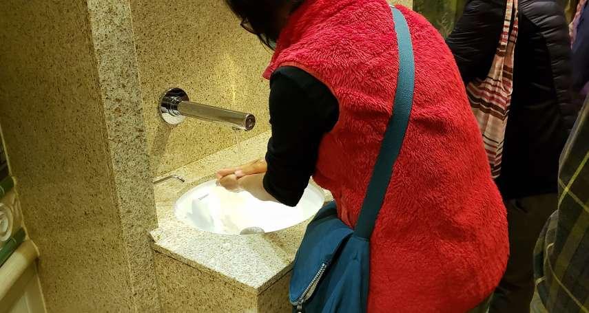 「小心越洗越髒!」洗手少做這個動作 細菌反而增加84%