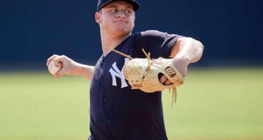 MLB》洋基第五號先發5搶1  大物新秀霸氣宣告:我可以在大聯盟投球了