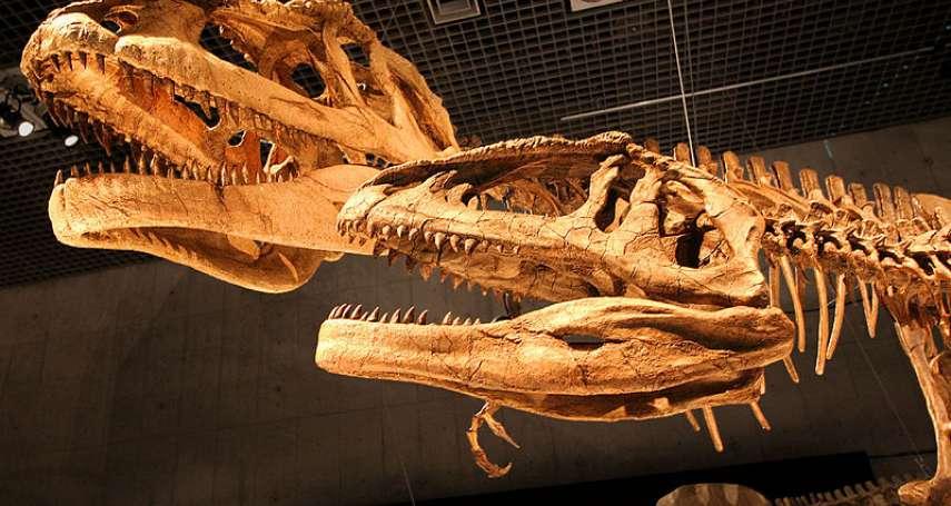 恐龍滅絕之謎!美國期刊最新研究:主因是小行星撞擊,而非火山爆發