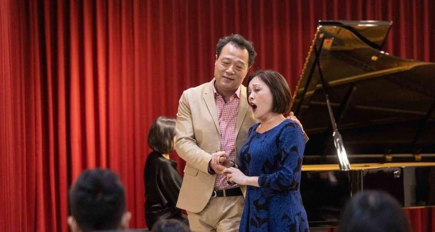 林玲慧純淨嗓音驚艷林懷民 雲門劇場首度打造歌劇音樂會