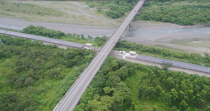 首創綠能堤防 屏東縣府再推大響營二期太陽光電計畫