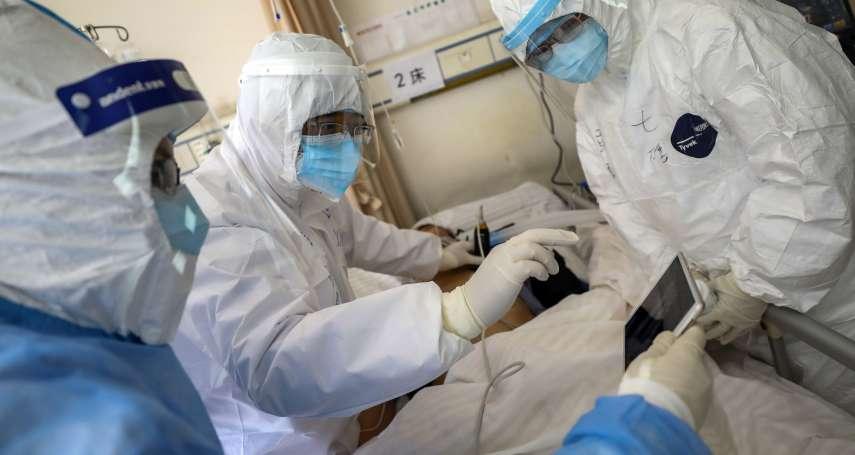 武漢肺炎風暴》中國專家:病毒攻擊肺部、心臟、腎臟、腸道,重症比SARS更難救治!