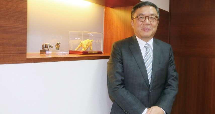 新新聞》券商公會理事長賀鳴珩:經濟成長有感的解方在台股