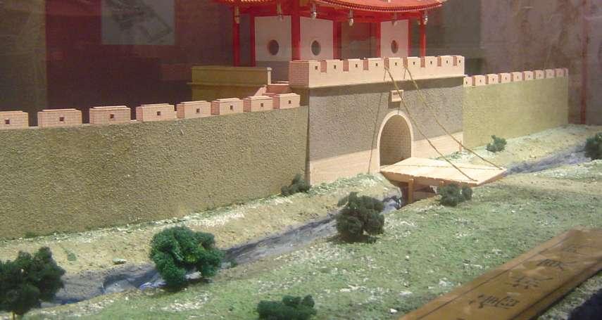 龜蛇之間與雙城情結:《漫步左營舊城》選摘