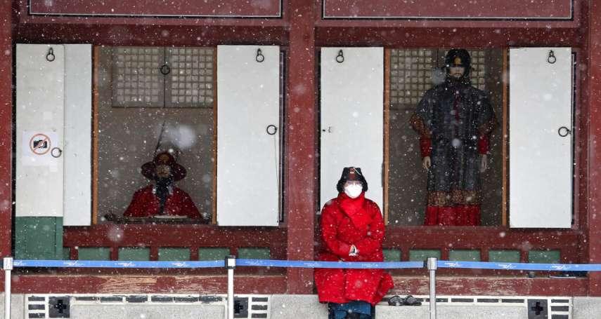 南韓防線被「超級感染者」擊潰!保健福祉部宣布韓國「進入社區傳播階段」