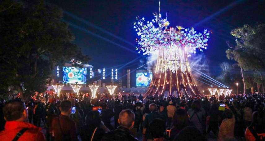 「史上最難」 預估台灣燈會人次本日將破千萬