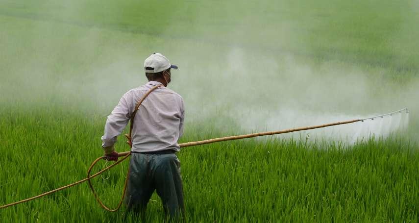農藥實名制引農民反彈 農委會急溝通滅火、綠委推福利卡提供第3選項