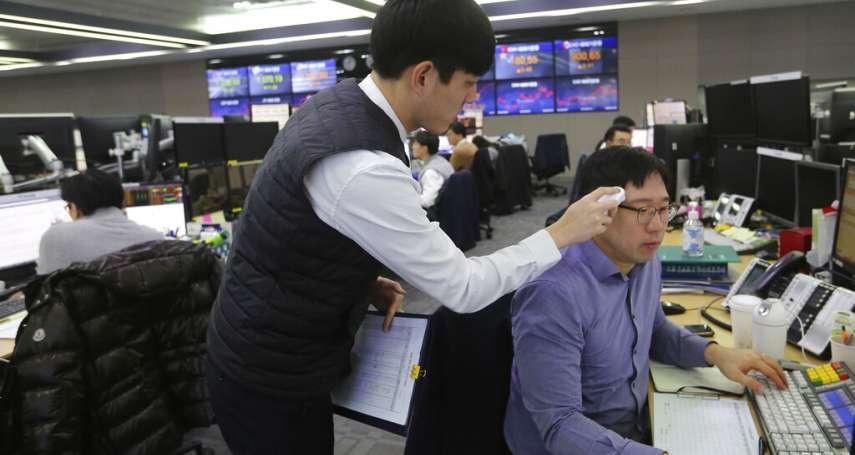 確診連兩日增加逾50人,南韓防疫部門:感染途徑明確,尚無全境擴散跡象