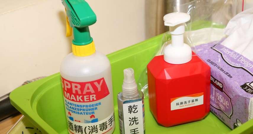 戴口罩、洗手的人少了?小兒急診人次回溫 醫示警:有些病毒酒精殺不死