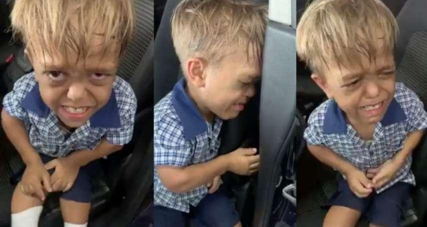 「我現在就要自殺,給我繩子!」9歲男童遭長期霸凌,幾乎崩潰尋死……現在全世界的善意正湧向他