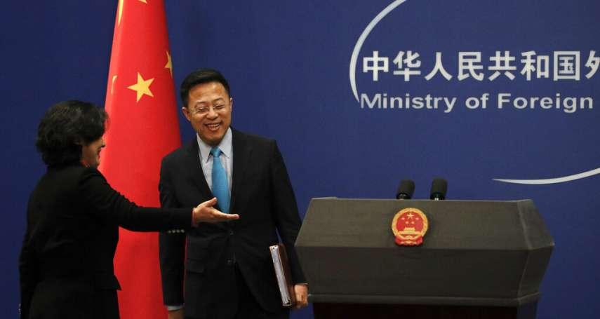 中國戰狼外交》駐外使節貫徹習近平意志到處開戰場 學者警告:恐怕會自食惡果