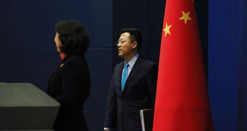 「戰狼外交」威脅全球新聞自由 無國界記者:中國外交官應停止攻擊媒體