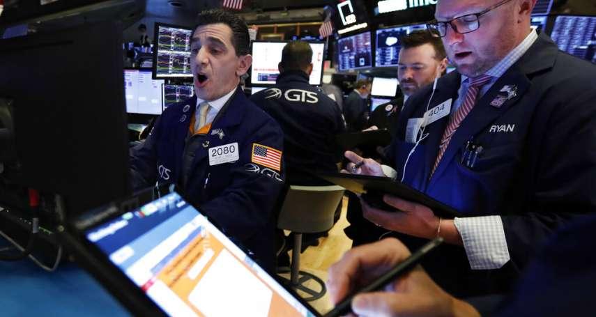 風評:驟然醒悟及恐慌過頭的股市