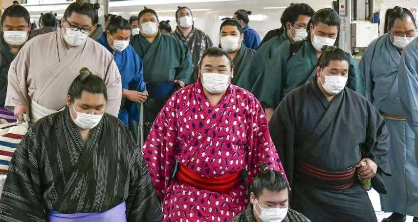防疫強國為何難擋武漢肺炎?陳建仁:日本最大挑戰在中國疫情爆發太快