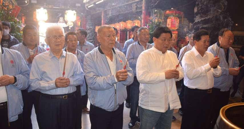 大甲鎮瀾宮遶境活動如期 廟方表示配合政府防疫措施