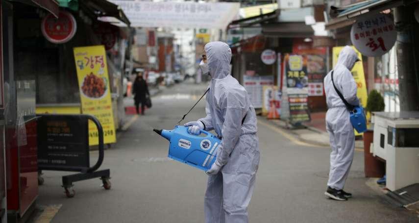 「不阻擋中國人入境,卻封鎖自家國民?」南韓考慮封城引發強烈反彈,彈劾文在寅請願逾70萬人連署