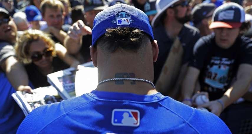MLB》「延長合約」卡關不打緊 巴耶茲目標成為聯盟前3人
