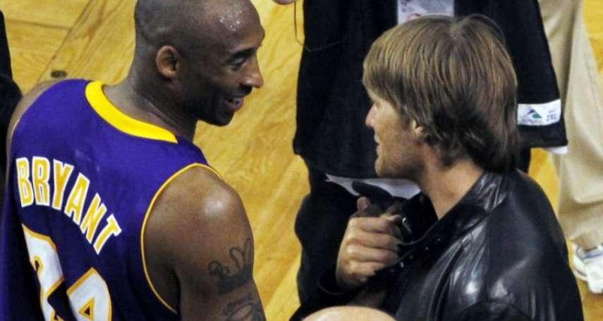 NBA》「什麼才是真正重要的?」 布萊恩驟逝讓布雷迪徹夜難眠