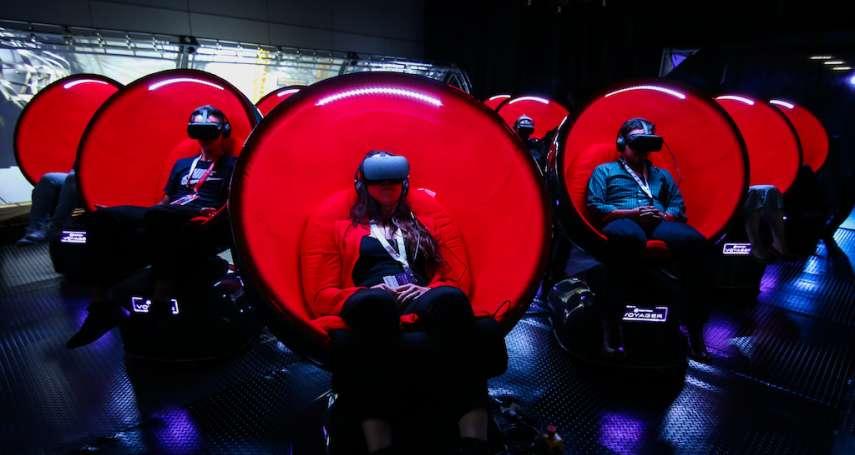 智崴集團攜手美商Positron 首創Voyager體感座椅獲邀坎城電影節展出