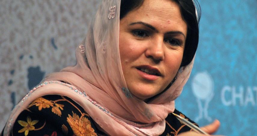 「我們失去的夠多了」與神學士談判的女中豪傑:阿富汗和平不能犧牲女性權利