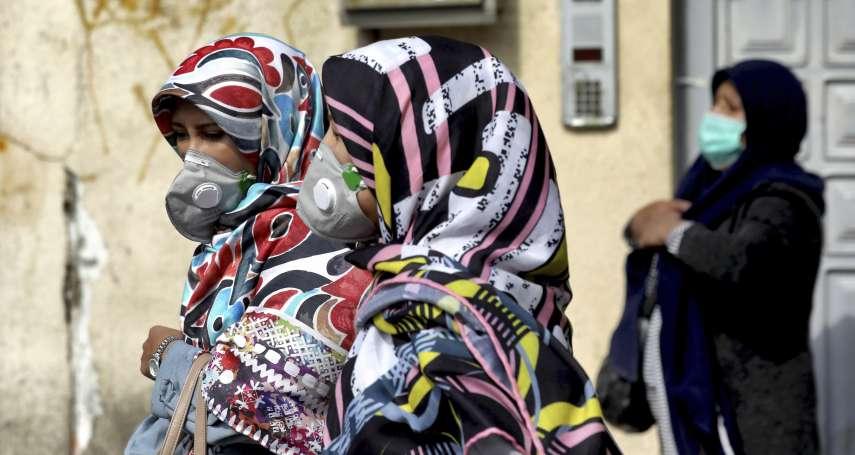 當武漢肺炎肆虐全球,中東北非各國為何紛紛向北京「示愛」?