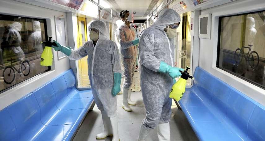 每種病毒都和你一樣喜歡城市生活!人類生活習慣,註定讓疫情一再爆發