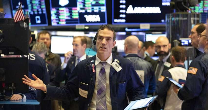 疫情衝擊股債跌,富坦美國政府基金唯一正報酬