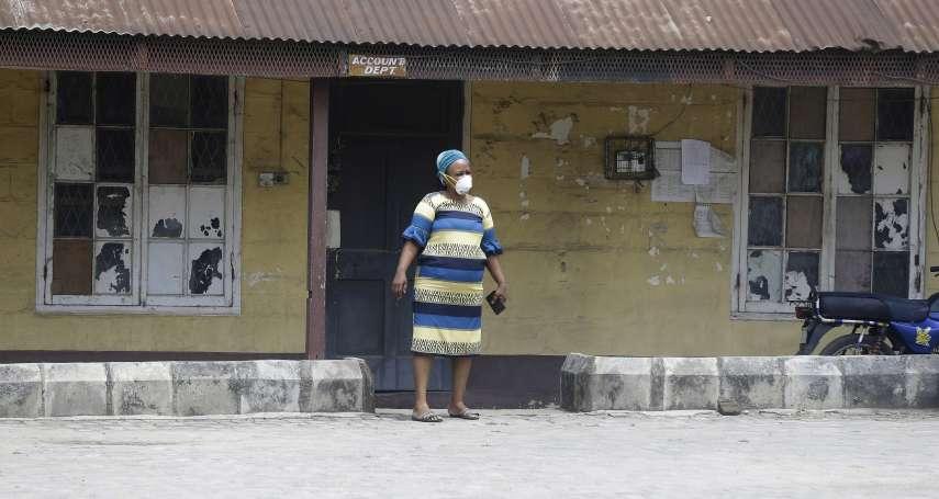 撒哈拉以南第一例!奈及利亞首起武漢肺炎確診 患者是義大利人